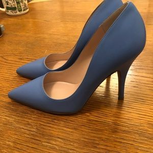 RARE Kate Spade Light Blue patent leather Pumps